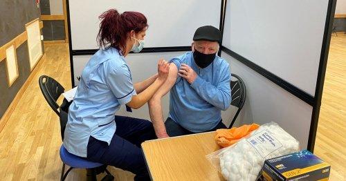 Lanarkshire vaccination programme reaches under-50s