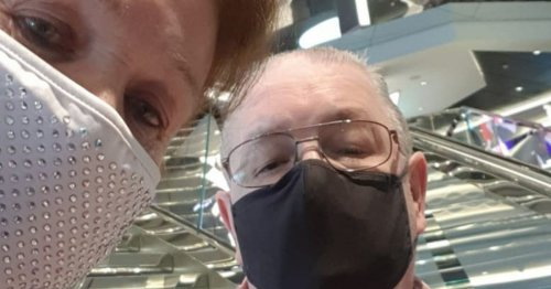Couple fell seriously ill with COVID on cruise ship where fellow passenger died