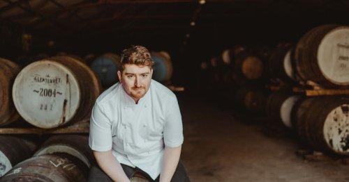 Former Balmoral Hotel chef to head up fine dining restaurant at Glenturret