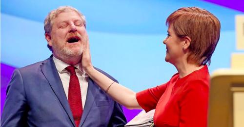 SNP president attacks senior Scottish Government minister for plugging new book