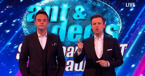 Ant and Dec want expectant Scottish parents for Saturday Night Takeaway