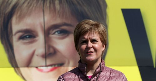 SNP to fall short of overall majority, according to BBC Holyrood projection