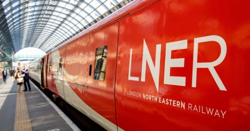 Person hit by train at Scots railway station