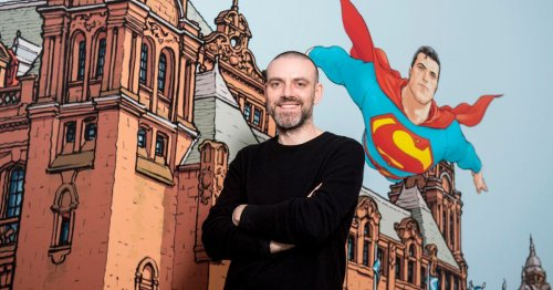 From Batman to Bowmore – comic book artist Frank Quitely takes on whisky task
