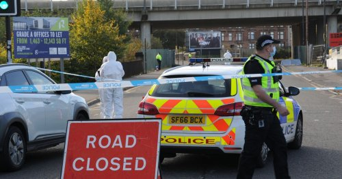 Teen charged after 'attempted murder' on street as man critical in hospital