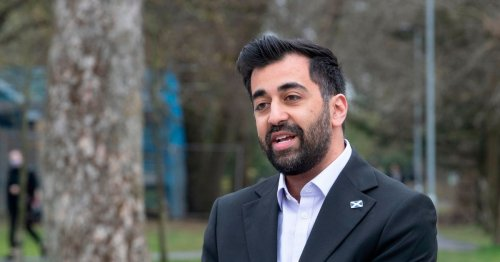 Humza Yousaf brands Rangers fans 'selfish' after thousands gather in Glasgow
