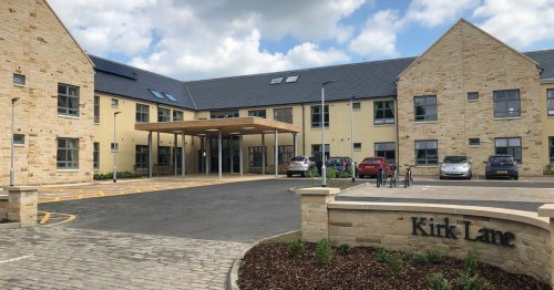 New nursing home opens in West Lothian creating nearly 100 jobs