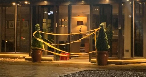 Wedding and sweet sixteen guests evacuated from scots hotel after chemical leak