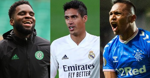 Transfer news live all the latest as clubs from Scotland and beyond make moves