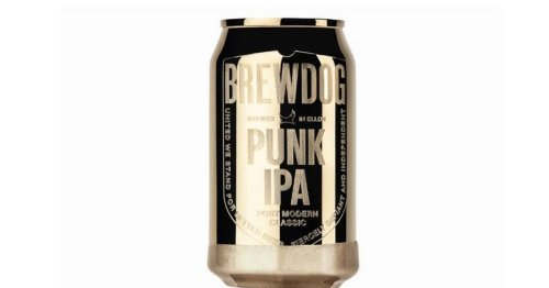 BrewDog responds to watchdog 'gold-plated' can ruling with new £25k promo