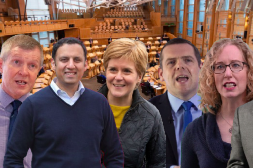 Counting kicks-off after people cast their votes in Scottish Parliament election
