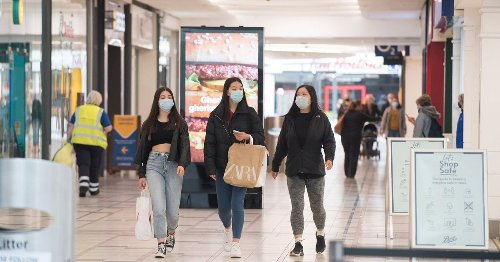 Lanarkshire shopping centre gets ready to fully reopen as lockdown eases