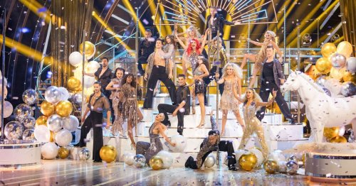 Strictly Come Dancing 2021 celebrity pairings confirmed after launch show