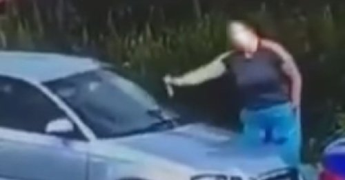 Woman caught vandalising cars near Scots harbour handed police warning