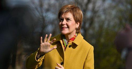 Nicola Sturgeon says referendum will be delayed past 2023 if pandemic holds