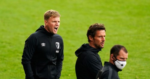 Barry Ferguson warns Celtic must appoint Eddie Howe as soon as possible