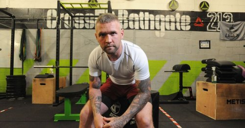 West Lothian boxer Martin Taylor determined to make most of 'final shot'