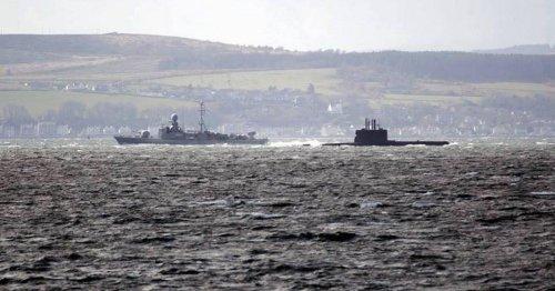 Scots Coastguard bosses warn 'don't take risks' as huge military exercise starts