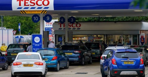 Drivers warned not to let tank go below a quarter full amid petrol shortage