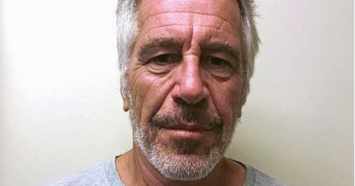 Jeffery Epstein's 'pleasure palace' where Andrew 'spent weeks' wiped off map