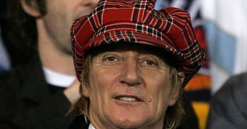 Rod Stewart hits back after Flower of Scotland 'blunder' live on air