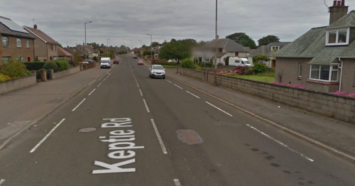 Scots pensioner charged after 14-year-old allegedly assaulted