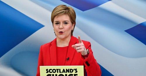 Nicola Sturgeon announces four-day working week plans in SNP manifesto