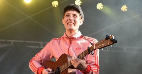Gerry Cinnamon left 'in tears' after playing 'emotional' gig in Birmingham