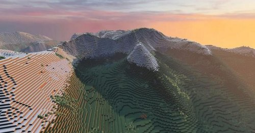 Cairngorms landscape recreated in popular video game for inspired youngsters