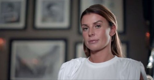 Coleen Rooney has forgiven Wayne for sex scandals but says it wasn't acceptable