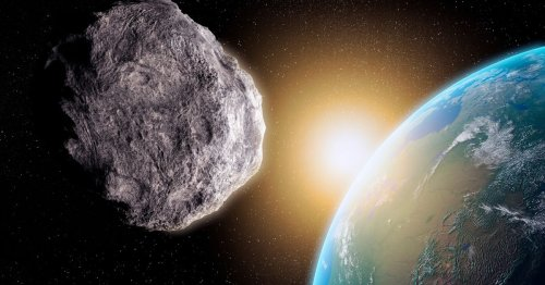 NASA warns asteroid bigger than Edinburgh Castle heading close to Earth