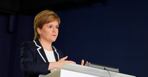 Nicola Sturgeon in 'rant' at journalists and politicians over vaccine target