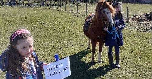 Family hold Grand National for charity