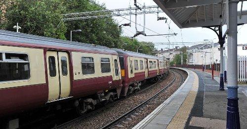 Woman sustains 'severe leg injuries' in Coatbridge station attack