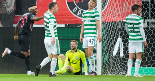 Celtic lacked Hart in Champions League but other qualities were in short supply