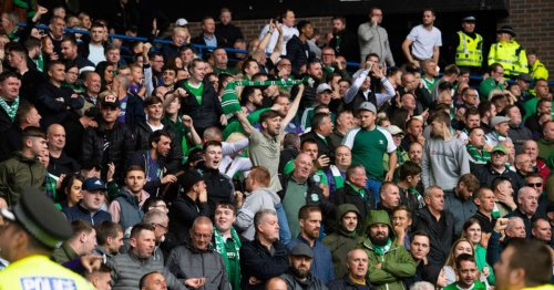 Hibs confirm Rangers won't be allocating them any tickets for Ibrox clash