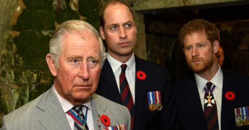 Prince Charles is 'stubborn' and 'may never forgive Harry'
