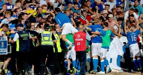 St Johnstone WILL play Europa League match at McDiarmid Park