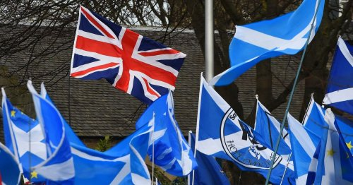 Scottish independence support drops in new opinion poll on constitution