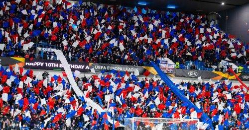 Rangers fans set for Champions League boost ahead of restriction easing call