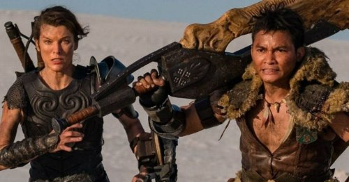 MOVIE REVIEW: We cast a critical eye over Monster Hunter