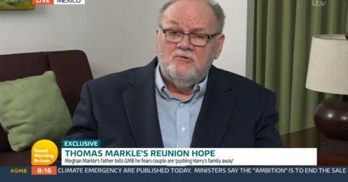 GMB struck by Ofcom complaints after 'pathetic' Thomas Markle interview