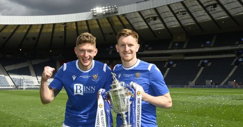Liam Gordon and Liam Craig launch new football academy in Perth and Kinross