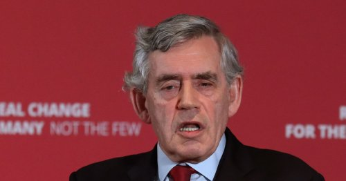 Gordon Brown accuses Boris Johnson of undermining Scottish Parliament