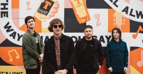 The Snuts team up with Tennent's to open pop-up pub and give away free pints