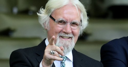 Kelpies artist wants to honour Billy Connolly with special sculpture