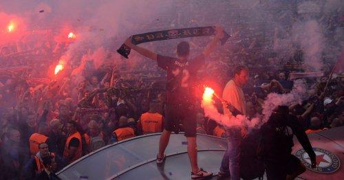 Sparta Prague fined ahead of Rangers clash