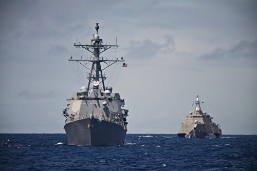 The Biden Administration Is Forcing the Navy To Make a False Choice