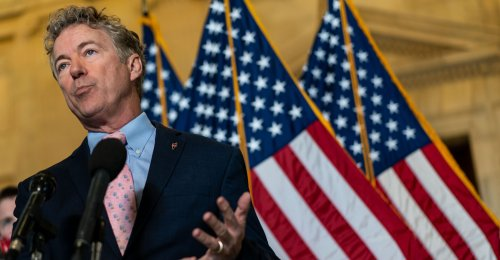 Rand Paul Calls Out Democrats' Jim Crow Legacy at Election Forum