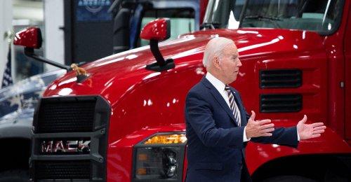 Truck-Drivin' Joe: Biden Brings Penchant for Fabrication to Presidency